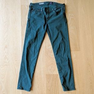 Green AG Pants (Read description) The Stevie Ankle